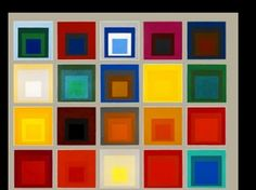 Joseph Albers Colour Theory - Arts At Trinity