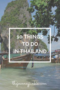 Thailand is officially on the bucketlist