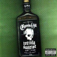 Whiskey Bottle, Vodka Bottle, Female Werewolves, Chicano Rap, Cypress Hill, Tequila Sunrise, Band Posters, Flyer Design, Hip Hop