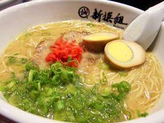 Ramen @ Hakata Ramen Shinsengumi, Gardena, CA