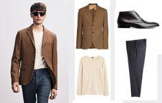 Los 6 looks de oficina que propone H&M para la vuelta de las vacaciones | Rayas y Cuadros: Blog de Moda Masculina
