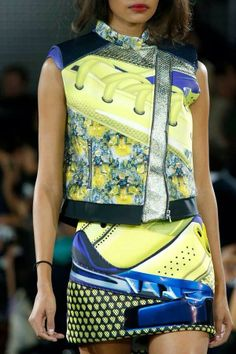 ♥Mary Katrantzou & Adidas team up