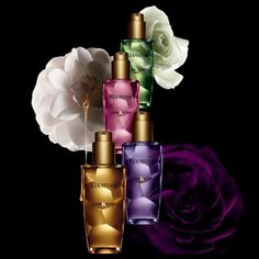 Kérastase introduces the Elixir Ultime Iconic Collection, beautifying treatment oils for every hair need.