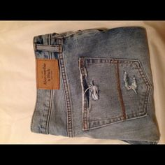 Men jeans in good condition Men jeans in good condition Abercrombie & Fitch Jeans Straight Leg