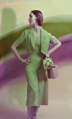 Evelyn Tripp 1950s