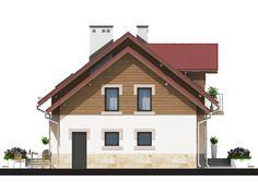 Elewacja ZA Dom w OREGONIE 3 CE Malm, Design Case, Home Fashion, Cabin, How To Plan, House Styles, Home Decor, Decoration Home, Room Decor