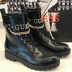 Women S Fashion Dropshippers Usa Referral: 4766263336 Low Boots, Combat Boots, Suits Tv Shows, Guess Girl, Guess Shoes, Sexy Heels, Leather Booties, Beautiful Shoes, Bootie Boots