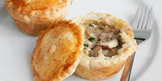 Chicken vs Mushrooms Stuffed Muffins, Juicy, Yummy and Expectionally Delicious! - Page 2 of 2 - Vesna's Recipes Chicken And Mushroom Pie, Chicken Mushrooms, My Recipes, Cooking Recipes, Recipies, Chicken Patties, Stuffed Mushrooms, Stuffed Peppers