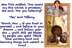 The Wee Free Men (Discworld, #30; Tiffany Aching, #1) by Terry ...