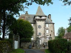 Château de Saint Pol de Nozières, Cantal