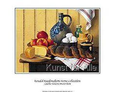 Ronald Raaijmakers - Käse und Brot