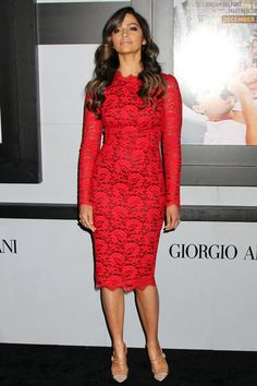 The Wolf of Wall Street premiere, New York – December 17 2013  Camilla Alves.