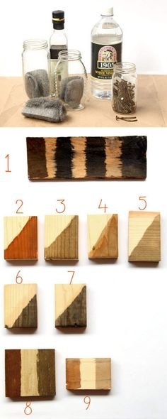 Make Wood Stain in Any Color – 7 Easy Recipes!