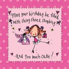 Juicy Lucy birthday