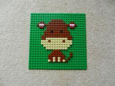 nursery animal picture, farm animal picture, kids room art Farm Animals Pictures, Cow Pictures, Lego Pictures, Nursery Pictures, Lego Mosaic, Lego Projects, Kids Room Art, Animal Nursery, Lego Creations