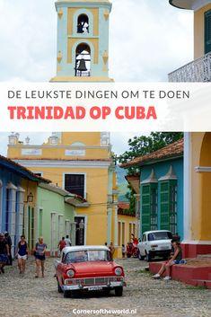 De leukste tips voor Trinidad, Cuba - Corners of the World Trinidad Cuba, Cuba Travel, Salsa, World, Dutch, Inspiration, Rice, The World, Biblical Inspiration