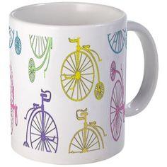 Bike It Mug on CafePress.com