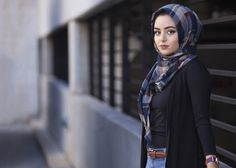 Verona Collection Plaid Hijab - I have this it's beautiful!