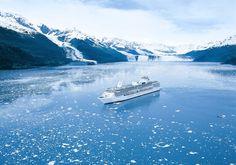 Crociera in Alaska per la vostra luna di miele.