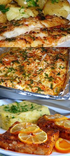 Fish Recipes, Healthy Recipes, Light Diet, Tasty, Yummy Food, Portuguese Recipes, Carne, Seafood, Food And Drink