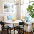 Top Atlanta blog Waiting on Martha makes a case for ditching the dining room for breakfast nooks instead. These 6 beautiful, welcoming breakfast nooks ...