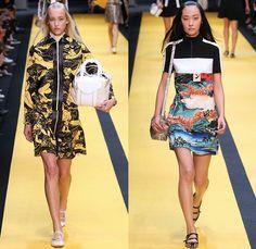9f7c422e30 Carven 2015 Spring Summer Womens Runway Catwalk Looks - Mode à Paris  Fashion Week Prêt-
