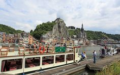 Postcard from Dinant through the eyes of claudeD