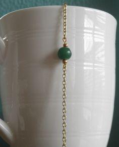 Sunflower Bracelet - Laura June Designs