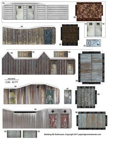 Free Paper Models Buildings And Structures Pictures