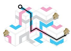Daniel Solis: Rhombus for the Rest of Us [Isometric Grids in Tabletop]