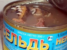 14 Strangest Canned Foods (canned whole chicken, hamburguer can) - ODDEE