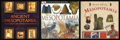 Book recommendations for Mesopotamia.