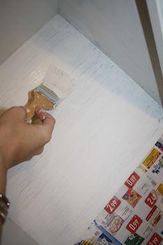 Diy: transformación y decapado de un mueble   Manualidades Chalk Paint, Ideas Para, Painted Furniture, New Homes, Diy, Painting, Vintage, Blog, Home Decor