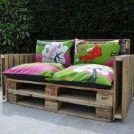 pallet-loungebank