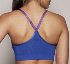 NEW Berlei Hot Crop - great for the gym!