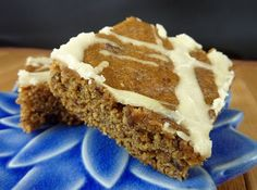Cookies on Friday: Tea and Spice Bars