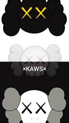 Kaws Wallpaper Iphone Xs Max