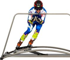 Basic MINI ski machines are designed primarily for children up to 145 cm, but suitable also for low intensity aerobic exercises for adults. It's a new ski machine from our well-known Pro ski simulator series and very useful product for obtaining fitness, coordination and balance.