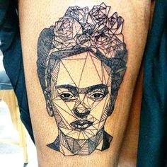 FRIDA KAHLO TATTOOS - Buscar con Google