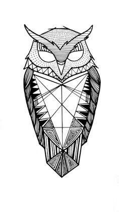 The main character only knows when to come back to the kingdom when the messenger delivers the message: A drawn owl.