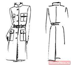 vykrojka-zhenskogo-palto-militari