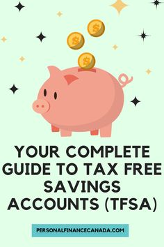 When looking at saving for retirement, or saving for a short term goal, a Tax Free Savings Accounts (TFSA) can be a great tool in your financial wellness toolkit. #finance #financialplanning #debt #budgeting #budgetingtips #money #moneysavingtips #financialfreedom