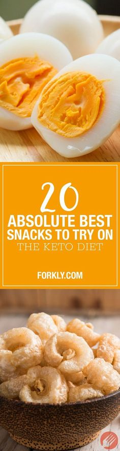 20 Absolute Best Snacks Foods To Try On The Keto Diet: Because snacks are the spice of life right? 20 Absolute Best Snacks Foods To Try On The Keto Diet: Because snacks are the spice of life right? Keto Foods, Ketogenic Recipes, Low Carb Recipes, Diet Recipes, Snack Recipes, Best Keto Meals, Keto Snacks On The Go Ketogenic Diet, Vegan Meals, Paleo Keto Recipes