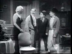 The Marx Brothers TV Collection (4/5) Harpo Plays The Harp - YouTube