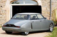 Citroen DS concept car