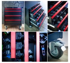 Gadget Guide No. 1: Tool trolley for your camera stuff | Flickr - Photo Sharing!