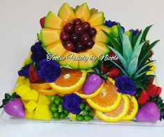 Tootie Fruity by Nicole
