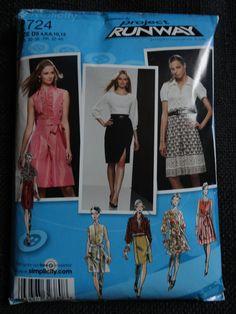 Patron Simplicity 2724, taille 4-6-8-10-12 et 16/18, robe personnalisable : Patrons par apolivia