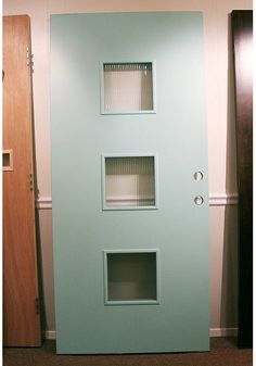 crestview doors midcentury | ... midcentury door designs continue to be available for any & Our Mid-Century Modern Porch Light and Door | Mid-Century Modern ... pezcame.com