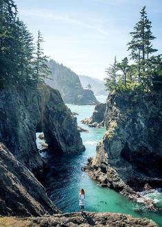 Brookings, Oregon by everchanginghorizon